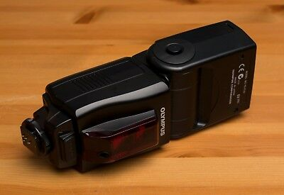 Olympus FL-50 Shoe Mount Flash.