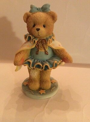 """Cherished Teddie """"Claudia..You Take Centre Ring With Me"""" 1995 Circus Series"""