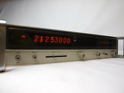 HP 5340A mit Option 001, Frequenzzähler, Microwave Frequency Counter