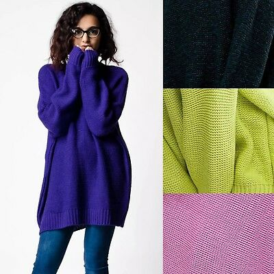 a403c150aa01 New ex ASOS Oversized Chunky Textured Chunky Jumper RRP £30 Sizes 4 - 30