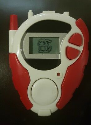 Digimon Digivice D3 Original 2000 Season 2 Red & White works V1 V2 pet monster