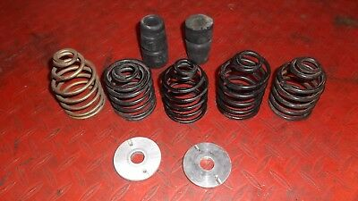 Sprint Car Race Car Shock Springs and Bumpers