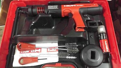 Hilti DX 351  Powder-Actuated  Nail Gun Tool USED.