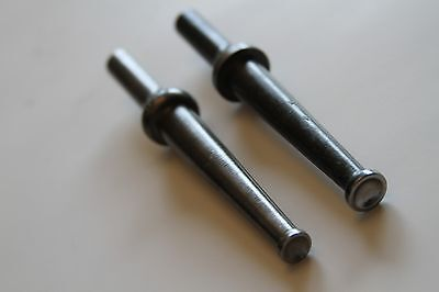 """Never used Boeing .401 Shank Tight Clearance 5/32""""  3/16""""  Rivet Sets aircraft"""