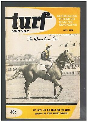 Turf Monthly  May & June 1972