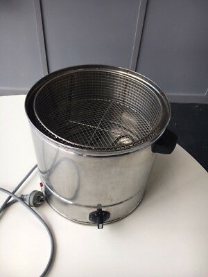 commercial electric steamer