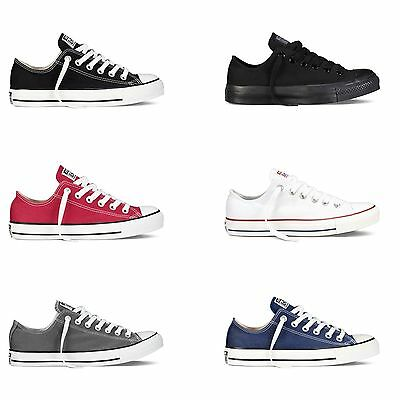 KIDS Converse Chuck Taylor All Star Low Top Canvas Shoes