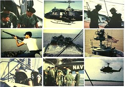USS Garrett County LST-786 Vietnam War home movies DVD Seawolves PBR