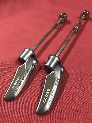 Dura Ace Skewers