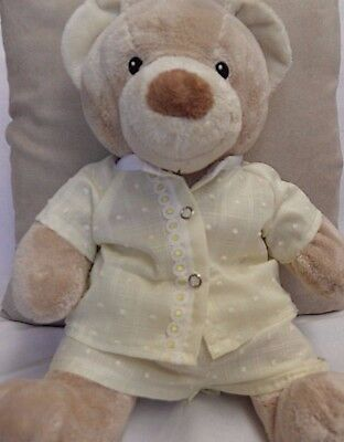 Pyjamas to fit Pumpkin Patch teddy bear girls 15 inch Build a bear clothes