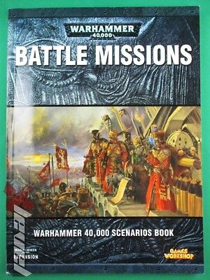 Battle Missions [x1] Books [Warhammer 40,000] Very Good
