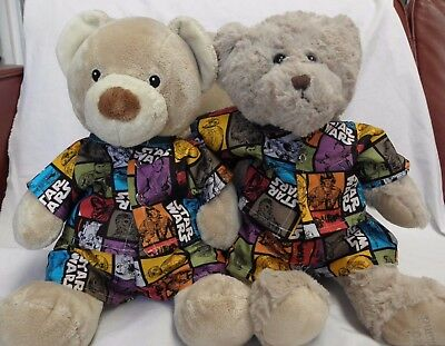 Star wars print pjs to fit PumpkinPatch teddy  boys 15 inch Build a bear clothes