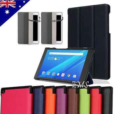 Smart Magnetic Stand PU Leather Case Cover for Lenovo Tab 4 8.0 | 10.0 | 10 Plus