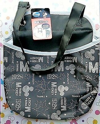 Disney Mickey Mouse Car Wall Pocket 500g Fast Free Shipping From Japan