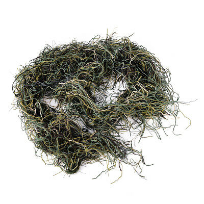 Hunting Rifle Wrap Rope Grass Ghillie Suit Gun Cover Camouflage Yowie Sniper EV