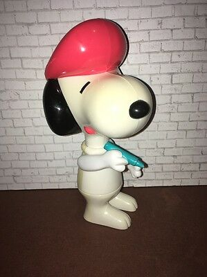 "Snoopy Artist 7"" Figure McDonald's Happy Meal Toy 2000 Peanuts"