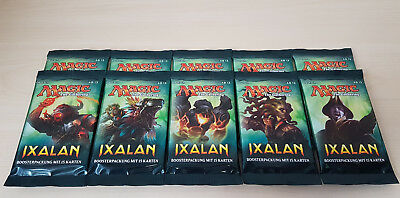 Magic the Gathering - Ixalan - 10x Booster - dt. - OVP ungeöffnet