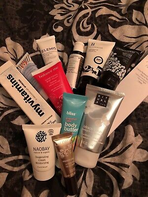 High end Beauty products selection - Six Items Worth Up To £50 for Just £8.99!!
