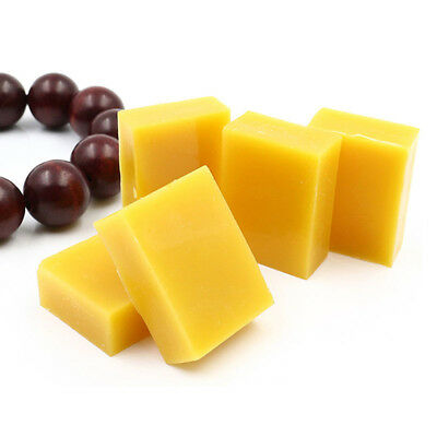 15g ORGANIC Beeswax Cosmetic Grade Filtered Natural Pure Yellow Bees Wax Hot