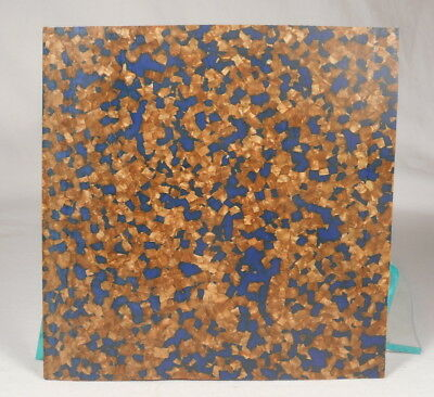 Beautiful rare lot of acetate cellulose multicolor marbled 1 plate 750grams