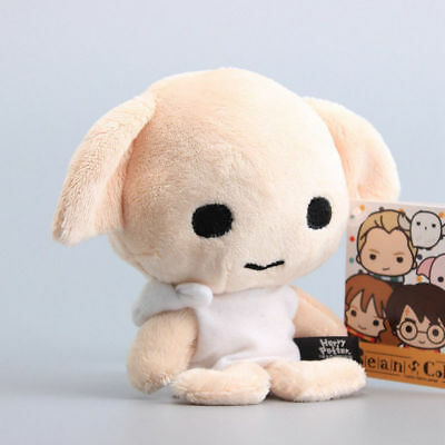 """5"""" Funny Harry Potter Beans-Dobby Beanie Soft Stuffed Doll Plush Toy kids Gifts~"""