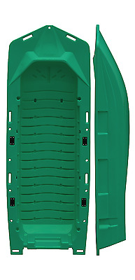 Multiple Person Dinghy - Ideal for Fishing - 300cm / 9.8ft - Green - Riber
