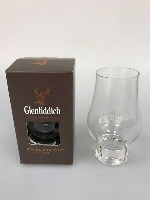 2 X Glenfiddich Nosing And Tasting Glasses. Bar. COLLECTABLES