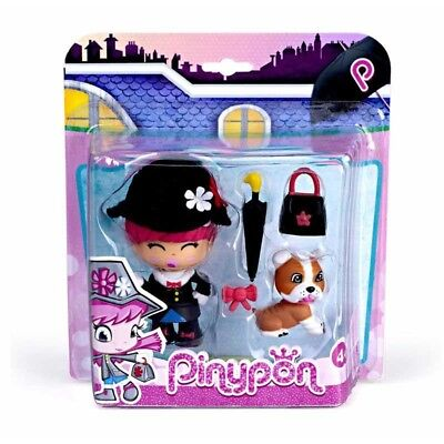 Pin y Pon Mary Poppins