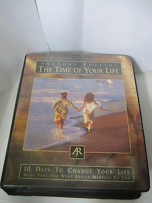Anthony Robbins The Time of Your Life 10 Days to Change Your Life 16 CD+Bonus CD