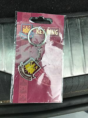 offiical west ham keyring