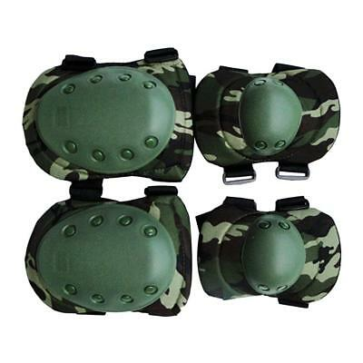 Knee & Elbow Pads Set Outdoor Riding Mountaineering Hunting Equipment
