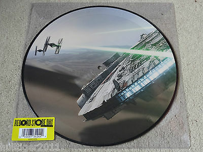 "Star Wars - John Williams 10"" Picture Disc Vinyl Record Store Day 2016 Rsd"