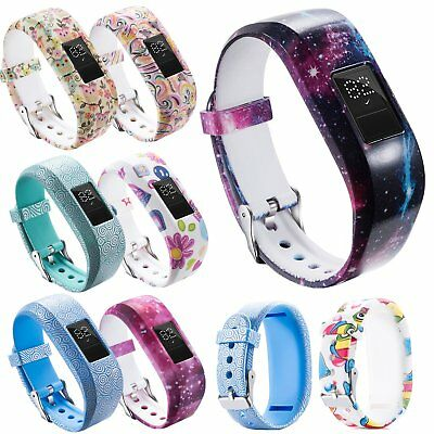 Replacement Band Silicone Wrist Strap For Garmin Vivofit JR Junior  Fitness Band