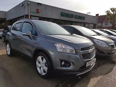 Chevrolet Trax 1.6 ( 115ps ) ( s/s ) 2013MY LT