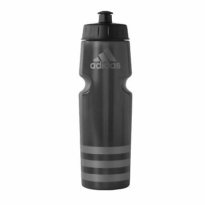 adidas Training Sports Exercise Fitness Water Drink Bottle 750ml Black