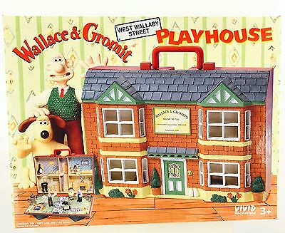 "Vivid Imaginations ""Wallace & Gromit Playhouse"" Boxed"