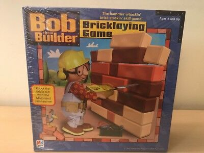 Bob The Builder Bricklaying Game (Children Ages 4+)