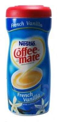 Nestle Coffee-Mate French Vanilla (Vanille-Aroma) USA Import 425,2 g