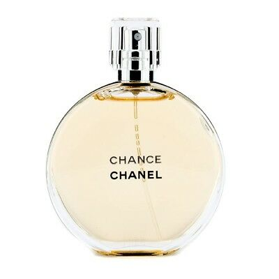 Chanel Chance EDT Eau De Toilette Spray 50ml Womens Perfume