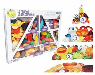 Kitchen Accesories Food Pyramid 120 El.