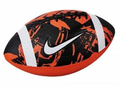 Nike Spin American Football Crimson 3.0 Soccer Play Kick Official Product