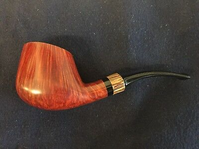 highly collectible Paul Becker Grade H Estate Pfeife - pipe - pipa