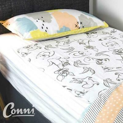 CONNI KIDs Bed Pad Sheet 76 x 90cm Waterproof