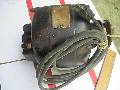 Vintage /Antique GE 1/4 hp motor
