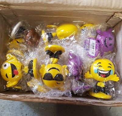 joblot wholesale moji wobble figures