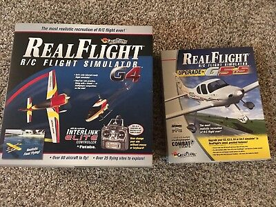 Great Planes Realflight Simulator G5.5 With Controller