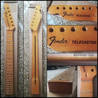 Left handed guitar neck telecaster, manico mancino NO REAL FENDER
