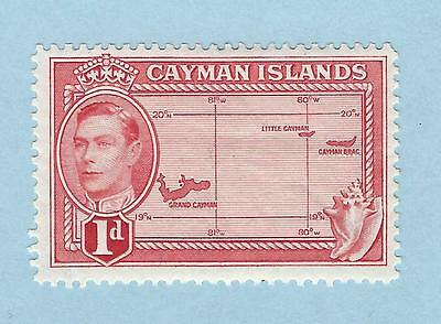 mjstampshobby 1938 UK Cayman Islands SG#117 MNH OG (Lot3881)