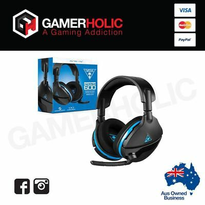 Turtle Beach Ear Force Stealth 600 Wireless Gaming Headset for PS4 Brand New