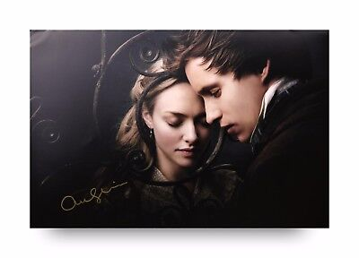 Amanda Seyfried Signed 12x8 Photo Genuine Les Miserables Memorabilia Autograph